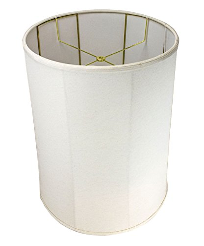 HomeConcept 161822DRLO Collapsible Drum Lamp Shade Premiu...