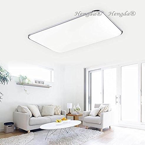 Hengda® 96W LED Deckenleuchte Küchen Badleuchte Wohnzimmer ...