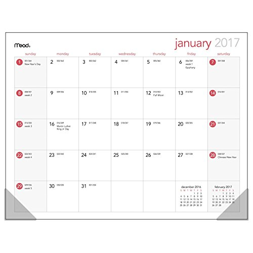 Mead Calendar Monthly Classic TL728010