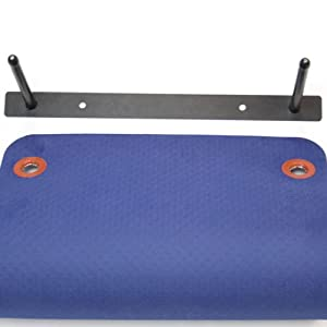 Balanced Body Hanging Mat Rack