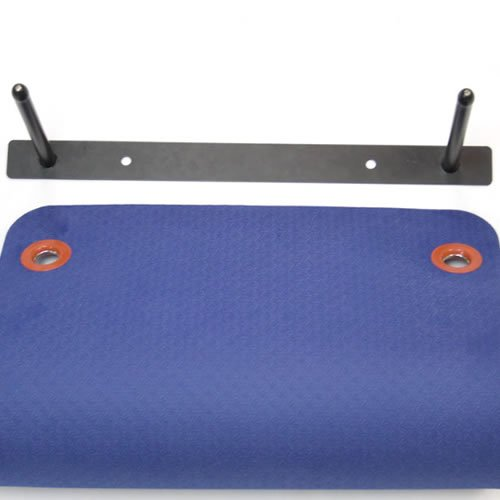 Hanging Mat Rack