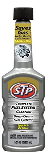STP Complete Fuel System Cleaner (5.25 fluid ounces) (Case of 12) (Best Fuel Injector Cleaner Reviews)