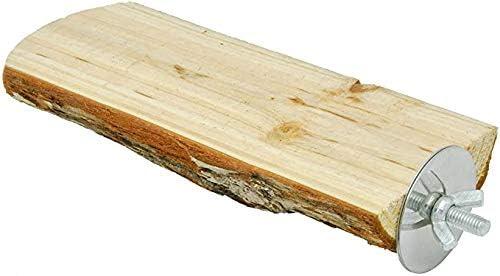 AKIRA 止まり木りんごの木 幅5cm×長さ15cm