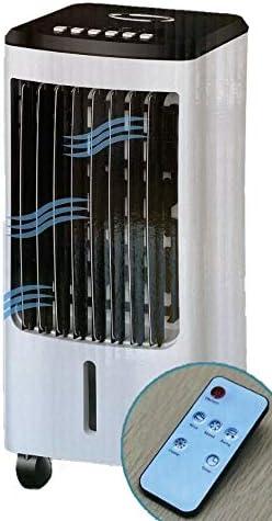 AKAI AKIC401 Raffrescatore Aria Portatile Telecomando Ventilatore Rinfrescatore