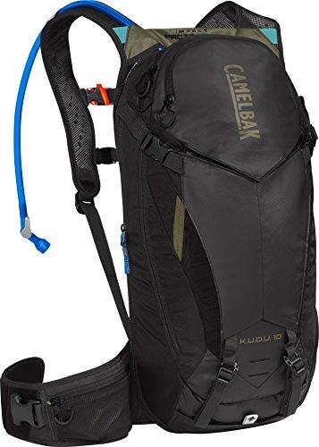 Camelbak K.U.D.U. Protector 10 100-Ounce Hydration Pack, Medium/Large, Black/Burnt Olive