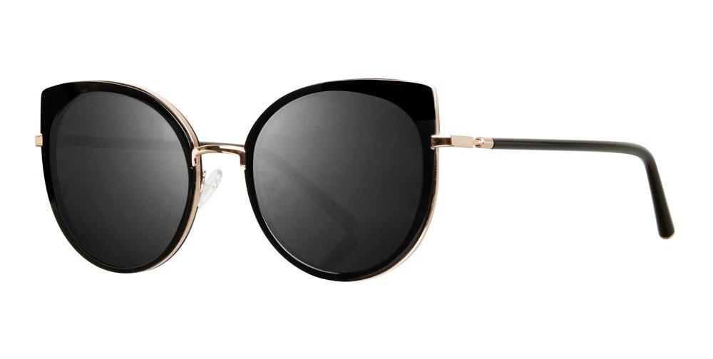 5ef8da52b7d1e Amazon.com  CARIN SUZY Sunglasses Lucy C1 C2 Pink Mirror C3 Brown Mirror C4  Gold Mirror (Lucy C1)  Beauty