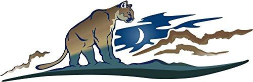 1 Keystone Cougar Rv Trailer Graphic Decal -65