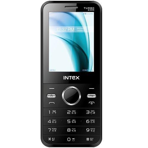Intex Turbo 2400 (Black)- Unlocked International Model, No Warranty