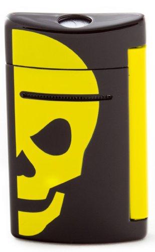 MiniJet Yellow Black Skull