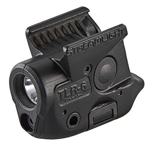Why Choose Streamlight 69284 TLR-6 (SIG SAUER P365 with Aiming Laser - 100 Lumens