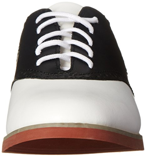 Eastland Womens Sadie Oxford Nero / Bianco