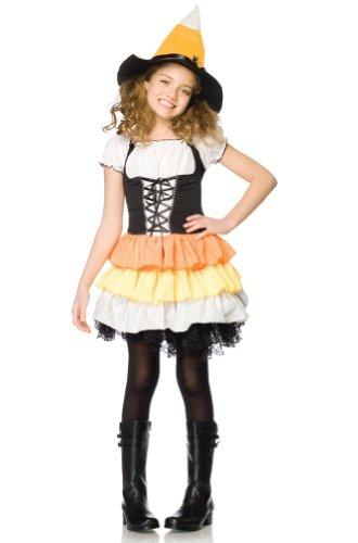 Kandy Korn Witch Child Costume - Small