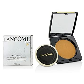 e673f74a6222d Image Unavailable. Image not available for. Color  Lancome Dual Finish Multi -Tasking Powder Foundation ...