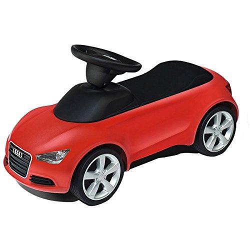 Audi Bobby-Car - Audi Rutschauto - Audi Junior quattro Rot