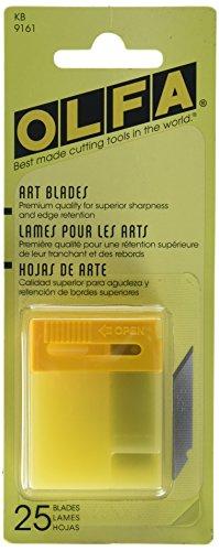 Blade Knife Hobby 25 Pack -