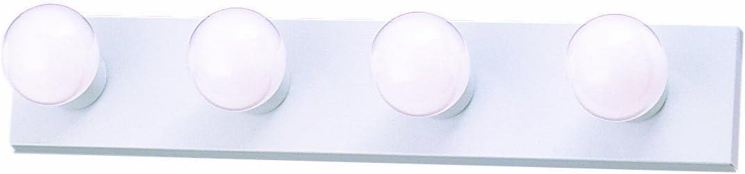 Thomas Lighting SL74028 Vanity Bath Light, Matte White