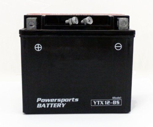 12 Bs Motorcycle Battery - 1