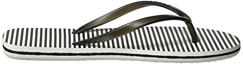 O'Neill Fw Printed, Chanclas Mujer Negro (Black Allover Print W/ White 11)