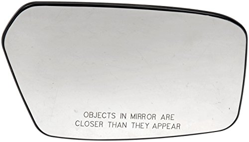 Passenger Side Door Glass (Dorman 56174 Ford/Lincoln/Mercury Passenger Side Plastic Backed Door Mirror Glass)