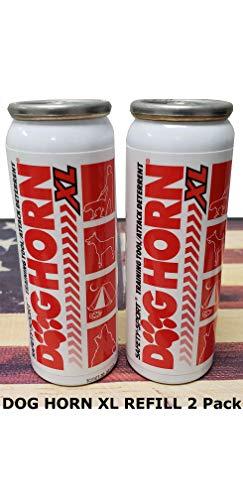 SAFETY-SPORT Dog Horn XL Refill 2 Pack