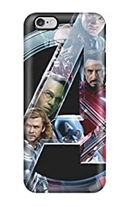 AnnaSanders Case Cover Protector Specially Made For Iphone 6 Plus 2012 The Avengers