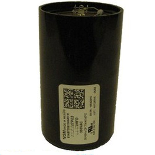 CPT0091 -Trane 135-162 MFD 330 Volt OEM Replacement Start Capacitor by OEM Replm for Trane