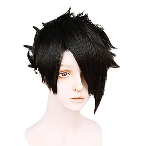The Promised Neverland Emma Ray Norman Cosplay Wig Halloween Costume Wig