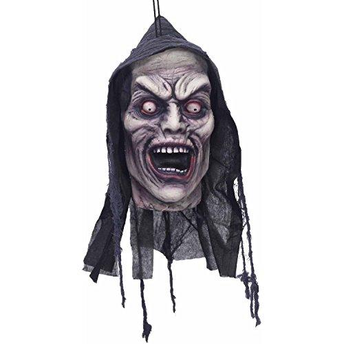 Screamers Halloween Costumes (Screamer Poly Foam Head Halloween Decoration)