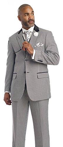 ej-samuel-mens-fashion-suit-black-3-piece-vested-plaid-check-suits-men-m2692-48-l-business-dress