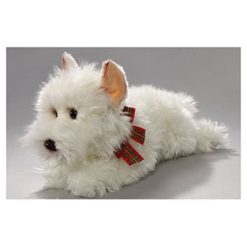 80 Off Carl Dick Westie West Highland Terrier Lying 14 Inches 35cm