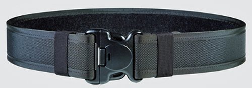 Bianchi Accumold 7200 Black Nylon Duty Belt (Waist Size XX-Large 52-58)