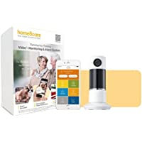 Home8 Panoramic Talking IP Camera for Collaborative Video-Verified Security System