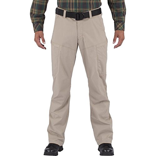 5.11 Tactical Apex Pant, Khaki, 28W x 32L Adventure Khaki Pants