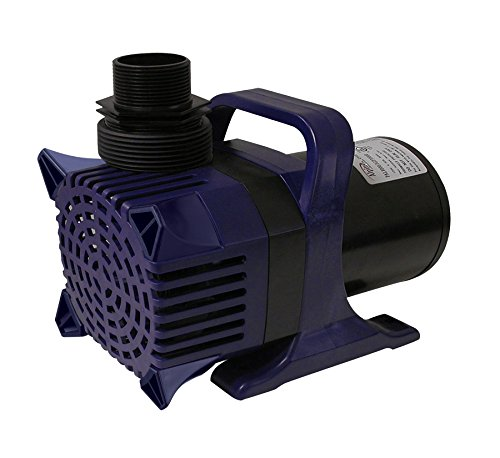 Alpine Cyclone 8000GPH Waterfall & Pond Pump 33ft Power Cord PAL8000 (Solar Pond Waterfall Pump)