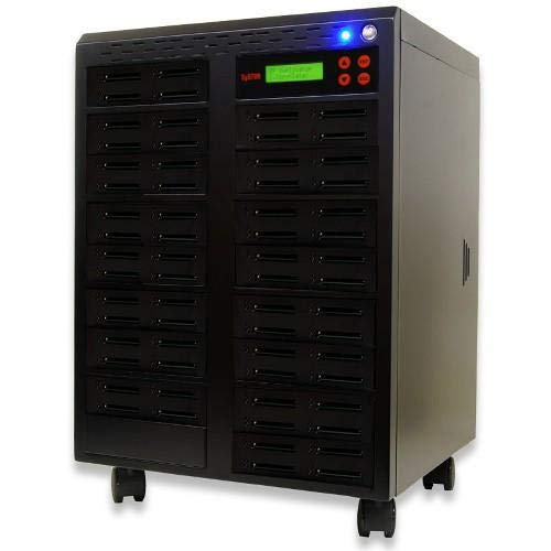 Systor 1 to 63 Multiple Compact Flash CF Memory Card Duplicator/Drive Copier (CFD-63)