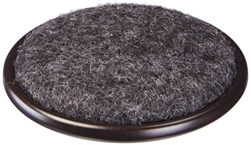 (Shepherd Hardware 9091 2-Inch Carpet Base Furniture Cups, 4-Pack)