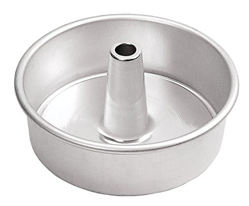8 inch, Heats Faster & Cools Quicker Angel Food Cake Pan