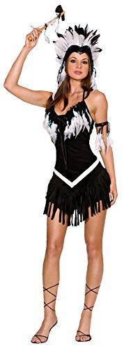 Tribal Princess Costume - Small - Dress Size 2-6