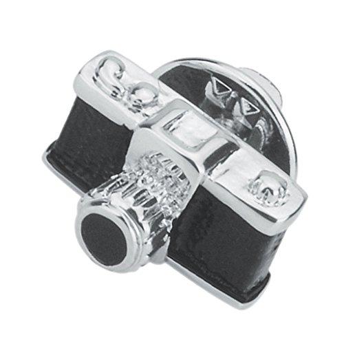 [해외]Chiwanji 카메라 디자인 브 로치 핀 스카프 핀 퀼트 핀 배지 색 핀 귀여운 선물 / chiwanji Camera Design Brooch Pin Scarf Pin Quilt Pin Badge Color Pin Cute Gift