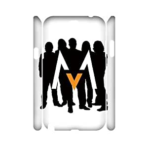 C-EUR Maroon 5 Customized Hard 3D Case For Samsung Galaxy Note 2 N7100