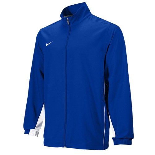 NIKE Men's Core 2.0 Team Woven Jacket (X-Large, Royal/Blue)