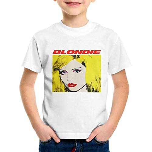 Blondie T-shirt for KIds, boys or girls ages 2 to 6 years