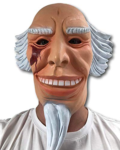 Rubber Johnnies George Purge Mask, Anarchy, Election, Halloween Costume -