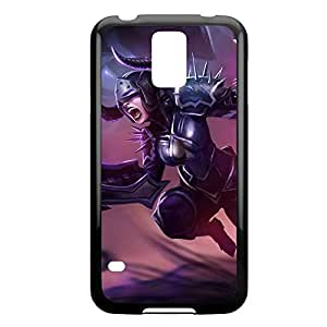 Shyvana-005 League of Legends LoL For Case Ipod Touch 5 Cover - Plastic Black