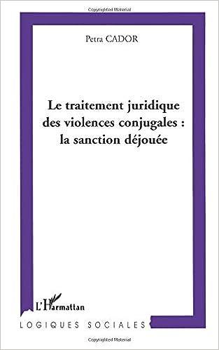 sanctions pour violences conjugales