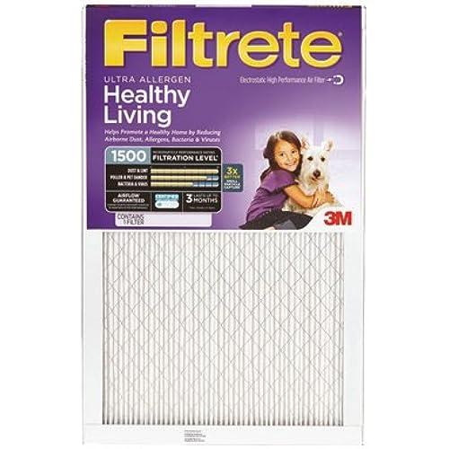 appliance warehouse: buy 24x24x1, filtrete air filter, merv 3, by 3m ...