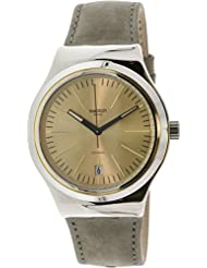 Swatch SISTEM SAND Automatic Unisex Watch YIS411