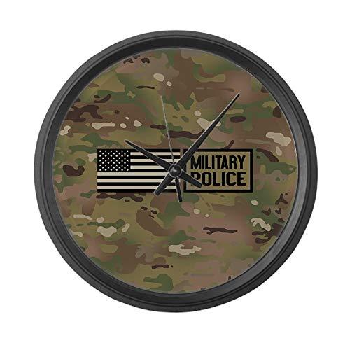 YiiHaanBuy U.S. Army Military Police (Camo) - Unique Decorative 12 in Wall Clock