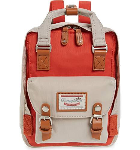 Doughnut Women's Mini Macaroon Backpack (One Size, Pumkin/Ivory)