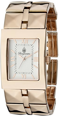 Burgmeister Women's BM501-418 Venus Quartz movement Watch